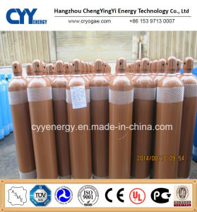 50L Helium Oxygen Nitrogen Lar CNG Acetylene CO2 Hydrogeen CNG 150bar/200bar High Pressure Seamless Steel Gas Cylinder (EN ISO9809) pictures & photos