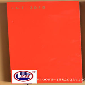 1220*2440*18mm Lct Glossy MDF Board for Kitchen Cabinet Door (LCT-3010) pictures & photos