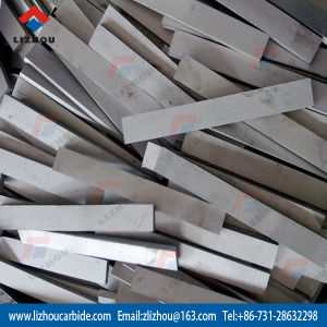 K10/K20 Tungsten Carbide Strips for Wood Cutting Tools and Metal Working