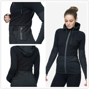 Professional Fitness Apparel High Quality Women Yoga Jacket Running Jacket