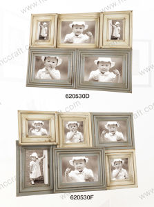 Wooden Multi Photo Frames for Home Deco pictures & photos