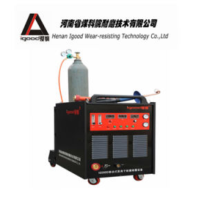High Performance Moveable Nitrongen Cladding Machine