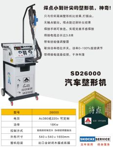 1300 Voltage Computer Automatic Shaping Machine pictures & photos