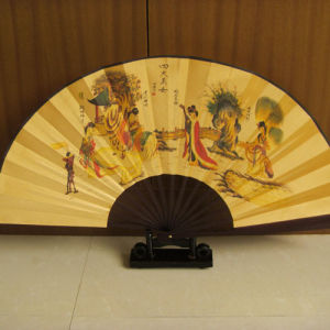 Foldable Promotional Hand Fan, OEM Orders Are Accepted pictures & photos