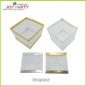 Square Floating Water Paper Lanterns for Event
