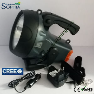 20W Weather Proof LED Hunting Light with 7.4V 6600mAh Lion