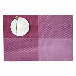 Cross Colorful PVC Placemat for Tabletop