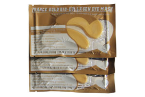 Top Quality Moisturizing Anti-Wrinkle Collagen Gold Eye Mask pictures & photos