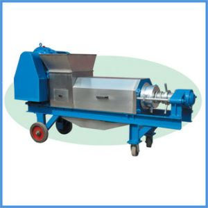 Hot Sale Continuous Double Helix Extruding Presser From China pictures & photos