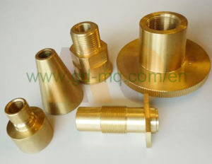 Precision Brass CNC Machining Parts & Metal Parts (MQ2015) pictures & photos
