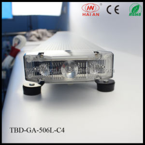 Vehicle Emergency Lightbar in White Take Downs and Alley Lights pictures & photos