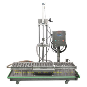 Semi-Auto Liquid Weighing Filling Machine (GHCG-1) pictures & photos