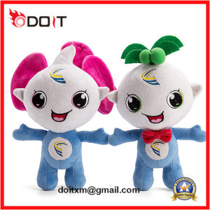 Custom Logo Plush Toy Stuffed Plush Toy for Promotion Gfit pictures & photos