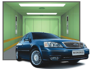 FUJIZY MRL Car Freight Elevator pictures & photos