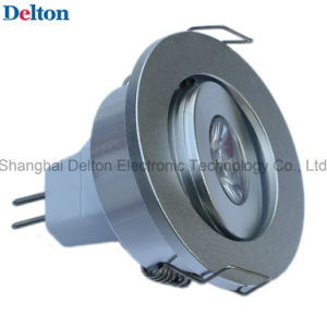 1W Dimmable Round LED Spotlight (DT-SD-017) pictures & photos