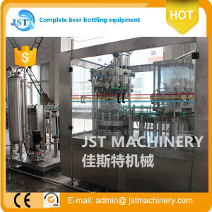 Full Automatic Beer Filling Packing Equipment pictures & photos