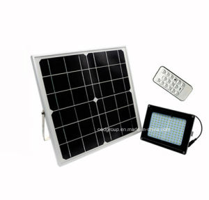 2017 New Design 18W Solar LED Flood Light with Remote Controller pictures & photos