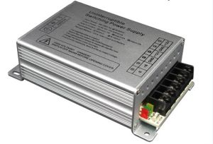china 12v dc 3 amp battery backup power supply for access control