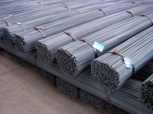 Hot Rolled Ribbed Steel Bar HRB 335/ HRB400