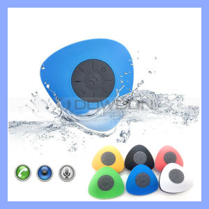 Wireless Mini Waterproof Bluetooth Portable Stereo Speaker for iPhone Samsung pictures & photos