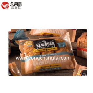 Food Plastic Packaging Pillow Bag for Cake
