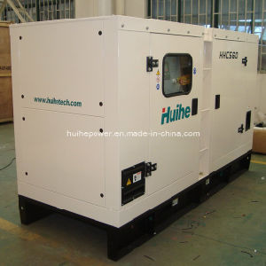 43kVA Soundproof Type Diesel Generator with Lovol Engine