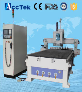 CNC Router Automatic Tool Changer 1325 with 8 Tools