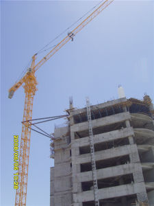 8t Ce SGS Hydraulic Self-Erecting Crane for Sale pictures & photos