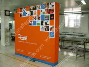 Pop up Fabric Wall/Custom Pop up/out Banner
