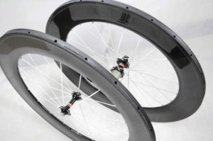 700C Carbon Bicycle 88mm Tubular Wheels (FRX-W88T)