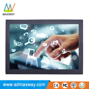 12 Inch Touch Screen LCD Monitor with USB HDMI DVI VGA Input (MW-123MBT) pictures & photos