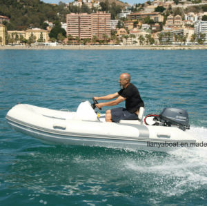 Liya 2-7m Dinghy Inflatable Boat PVC Tender pictures & photos