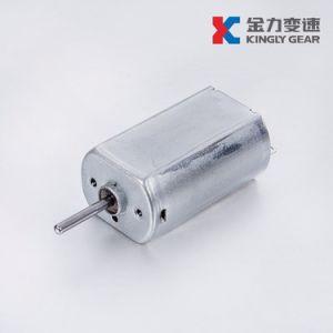 China 20 4mm Diameter Micro Brush 12V DC Motor 3000rpm Jff-180