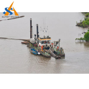 Best Cutter Sand Suction Dredger/Sand Dredge Boats for Sale pictures & photos