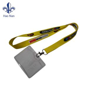 Custom Promotional Gift Lanyard Bling Printed Logo Lanyard pictures & photos