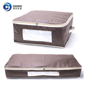 Nonwoven Fabric Under Bed Storage Bags Custom