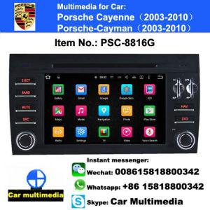 China Prosche Cayenne Psc-8816g 2 DIN Car DVD Player 7