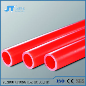 Red and White PE-Rt Pipe/Pert Pipe for Underfloor Heating with Factory Price & China Red and White PE-Rt Pipe/Pert Pipe for Underfloor Heating with ...