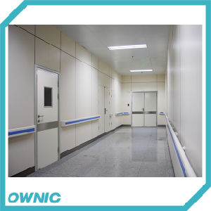 Manual Hospital Single Swing Door pictures & photos