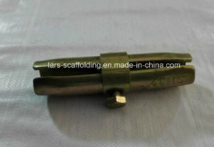 Pressed Inner Joint Coupler for Tube and Clamp Scaffolding