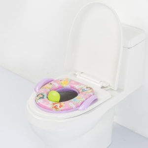 Baby Kids Infant Potty Toilet Training Children Seat Pedestal Cushion Pad Baby Toilet Cover