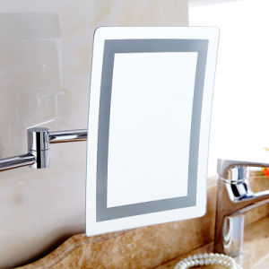 Hotel Magnifying Mirror With Led Lights