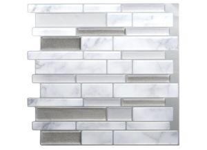Decor Tiles Stick Tiles Smart Wall Tiles Peel and Stick Kitchen Backsplash