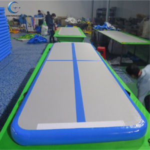 China Customized Size Wholesale Price Air Spring Gymnastics Floor