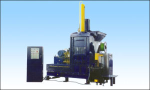 Vertical Balers with Automatic Belting