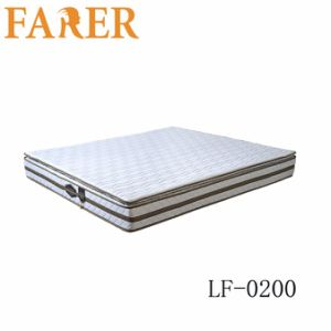 Flexible Natural Material Breathe Freely Latex Mattress