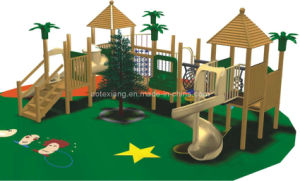 Outdoor Playground- Natural Series (ATX-11136A)