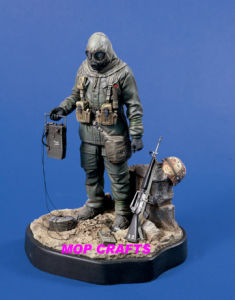 Resin Game Figurine, Polyresin Game Figure pictures & photos