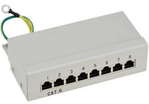 FTP CAT6 8ports Patch Panel