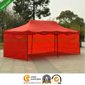 10′x20′ Promotional Folding Gazebo Tents with Sidewalls (FT-B3060SS) pictures & photos